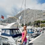 Tadeja je na zadnjem potovanju obiskala Monako.  (foto: Osebni arhiv)