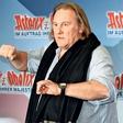 Igralec Gerard Depardieu praznuje 70 let