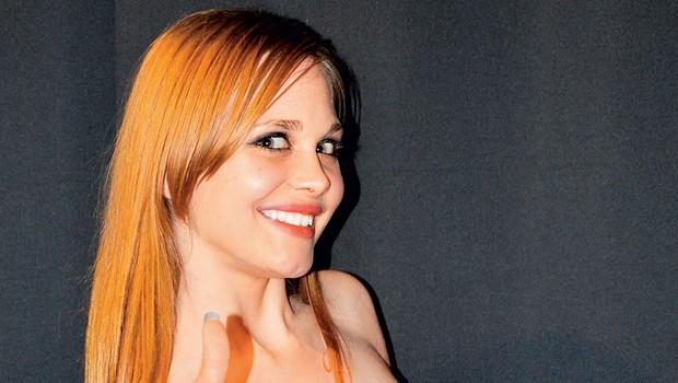 Video: Iris Avdić presenetila z nastopom stand up komedije (foto: Arhiv Nove)