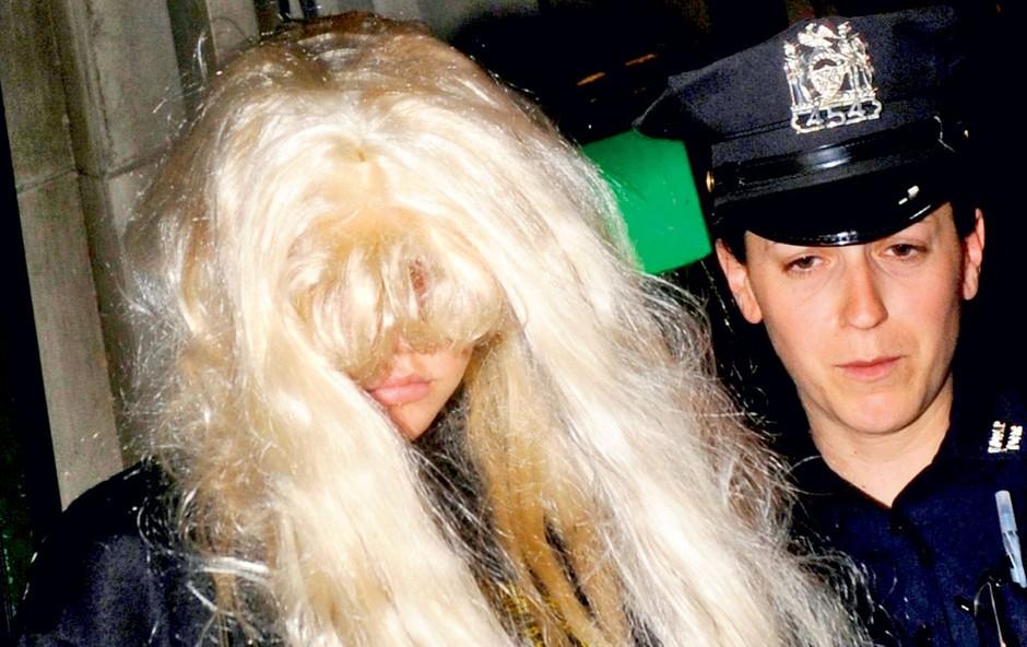 Amanda Bynes: Policist jo je spolno nadlegoval (foto: Profimedia)