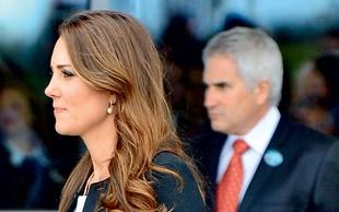 Kate Middleton se je znašla v nerodni situaciji