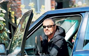 George Michael je še vedno v bolnišnici