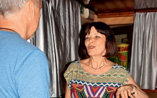 Nina Gazibara: Presenetila na plesišču