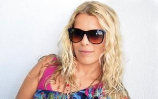 Anika Horvat: Dobila je eno po nosu