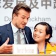David Beckham sprožil stampedo