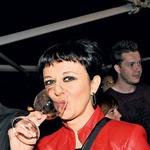 Igralka Lara Jankovič. Hik! (foto: Sašo Radej)