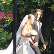 Poročil se je Anže Kopitar!