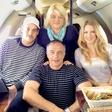 Perry družini Kopitar posodil zasebno letalo