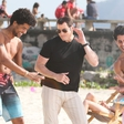 John Travolta ga biksa v Riu