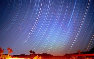 Čaka nas čarobna noč utrinkov - kako jih opazovati?