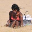 Tudi Naomi Campbell se mudi v Grčiji