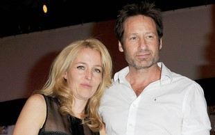 David in Gillian: 20 let po Dosjejih X