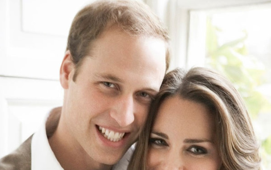 Ime princa Williama so razglasili en teden pozneje. (foto: Profimedia)