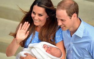 Kate in William za malega princa že izbrala ime!