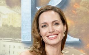 Angelina Jolie obsedena s sončenjem