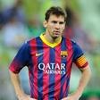 Lionel Messi varal ženo