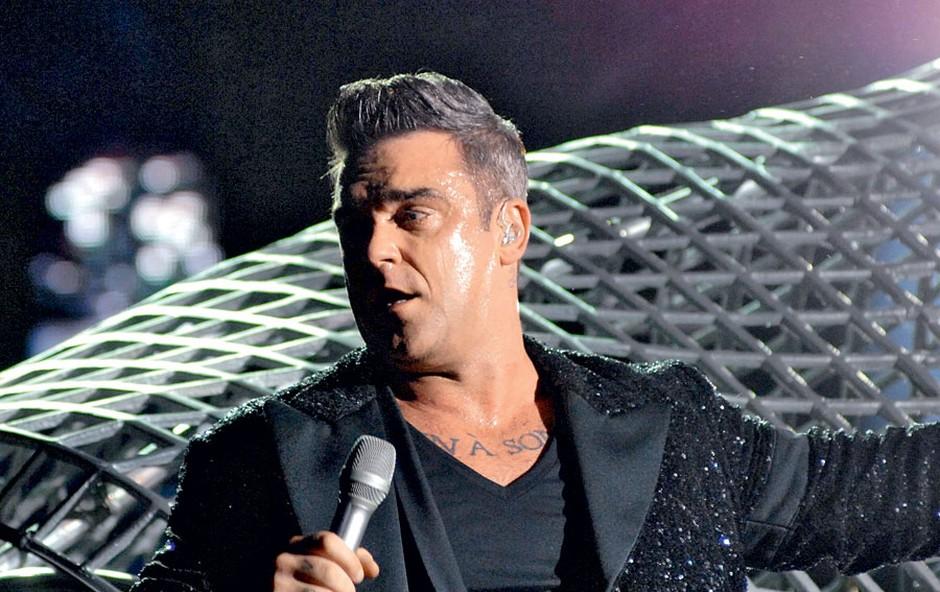 Robbie Williams (foto: Profimedia)