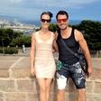 David Urankar: Romantično poročno potovanje