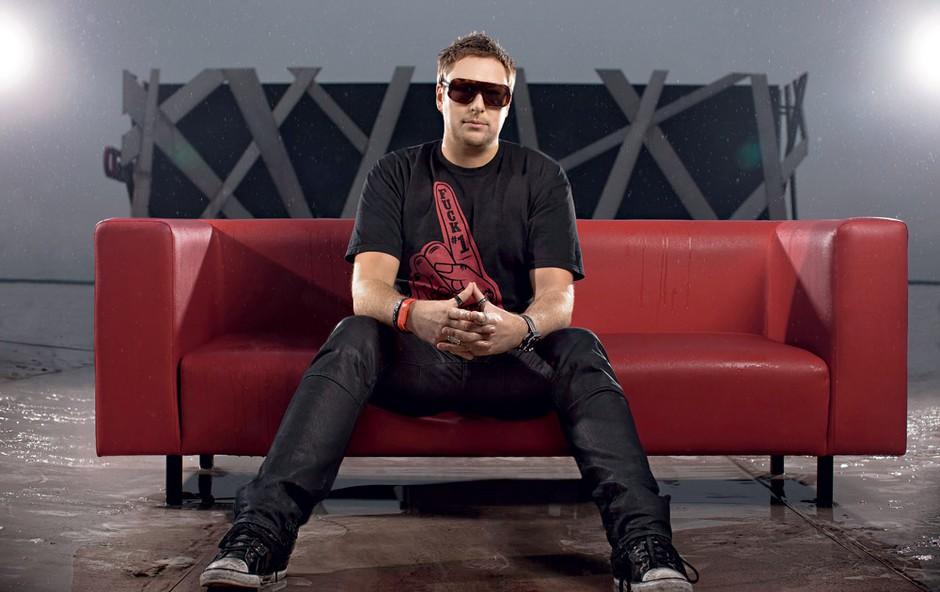 DJ Umek (foto: Ciril Jazbec)