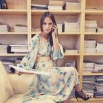 Špela Jambrek, stilistka in urednica mode in lepote pri reviji Story (foto: Helena Kermelj)