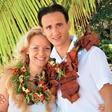 Smiljan in Helena Mori praznovala 10 srečnih let