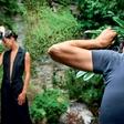 Zakulisje modne zgodbe z Inti Šraj