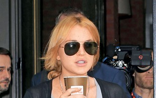 Aretirali so mamo Lindsay Lohan