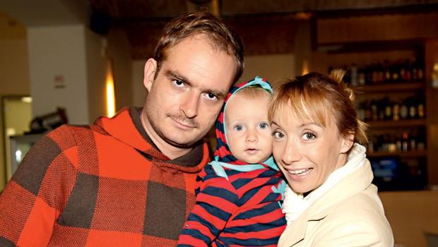 Mojca Funkl in Gregor Gruden (foto: Helena Krmelj)