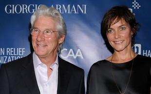 Richard Gere in Carey Lowell se ločujeta!