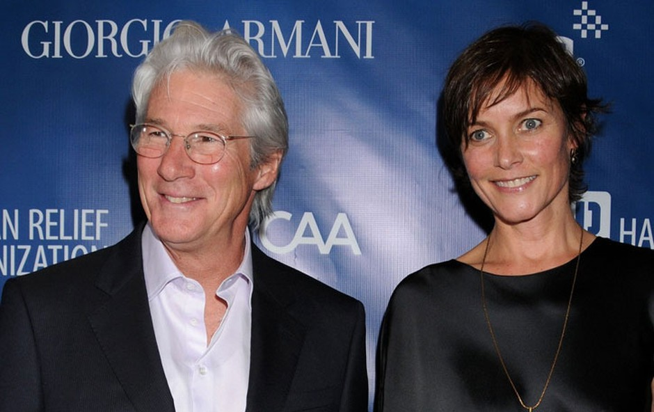 Richard Gere in Carey Lowell (foto: Profimedia)