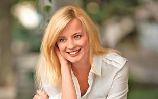 Ajda Smrekar postala slovenska Marilyn Monroe