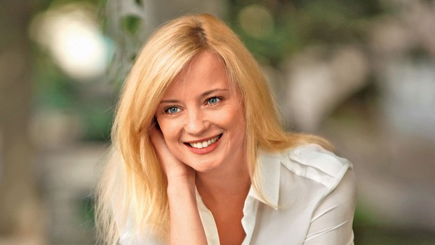 Ajda Smrekar (foto: Helena Krmelj)