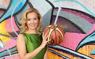 """Sanja Modrić: """"Košarka je šport, ki ga obožujem"""""""