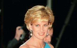 Princese Diane njen ljubimec ne more pozabiti