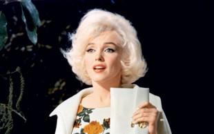Marilyn Monroe je imela v bradi vsadek!