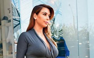 Kim Kardashian je močno shujšala