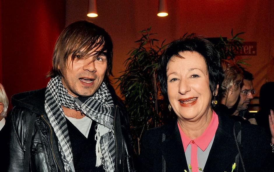 Lado Bizovičar in Polona Vetrih (foto: Sašo Radej)