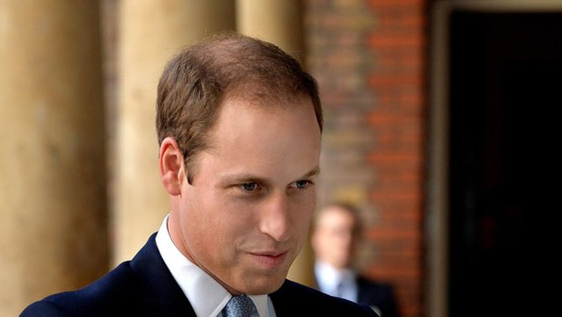 Krst bodočega britanskega kralja princa Georgea (foto: Profimedia)