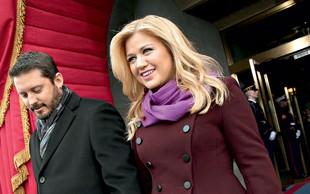 Kelly Clarkson se je skrivaj poročila