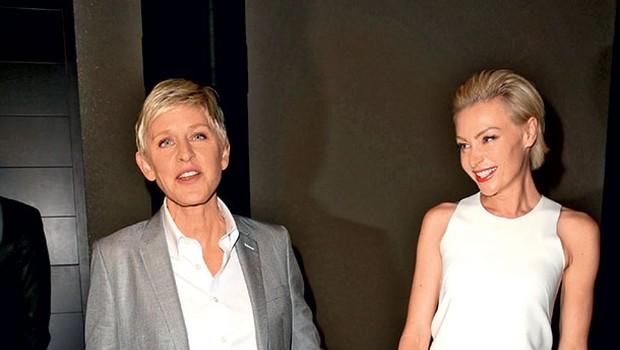 Portia in Ellen sta se v desetih letih selili kar devetkrat. (foto: Profimedia)