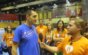 Dragan Gajić podprl projekt podariMalico