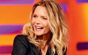 Michelle Pfeiffer pozirala brez šminke: Igralka je nadvse mladostna!