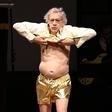 'Gandalf' Ian McKellen je pokazal spodnjice