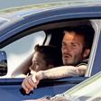 David Beckham sina že drugič spravil v nevarnost