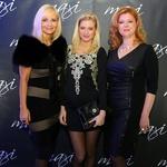 Znani obrazi na Maxi modni reviji (foto: Jure Makovec)