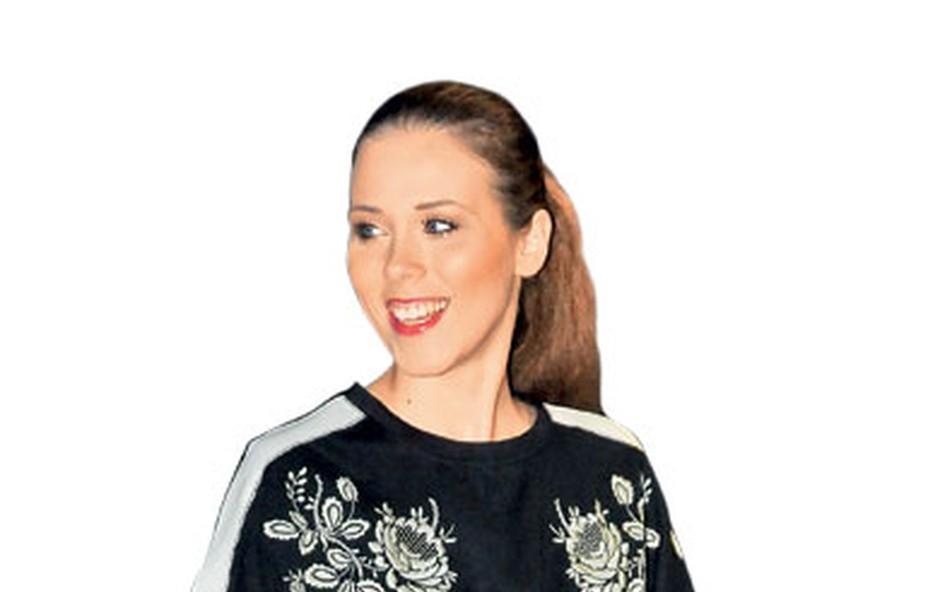 Eva Ahačevčič (foto: Sašo Radej)