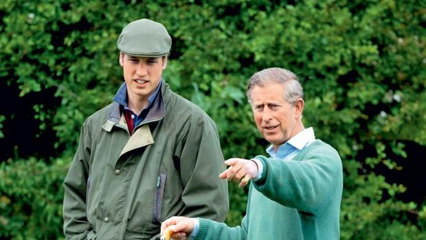 Kdo bo kralj Charles ali Willaim? (foto: Profimedia)