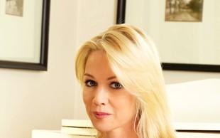 Jennie Garth iz serije Beverly Hills se še tretjič ločuje