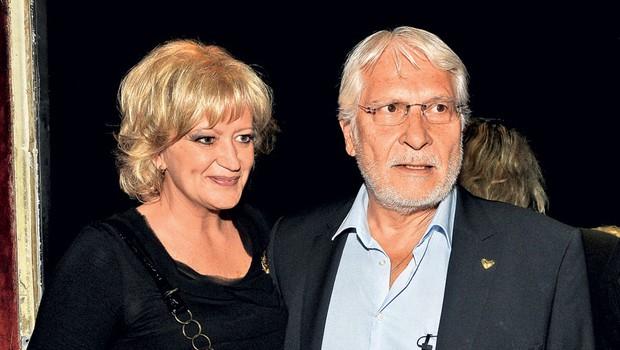 Ksenija Benedetti & Boris Cavazza (foto: Sašo Radej)