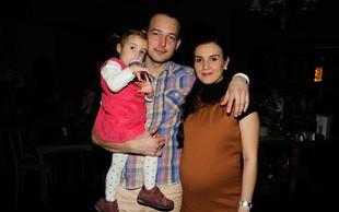 Raper Zlatko je dobil še eno hčerko!